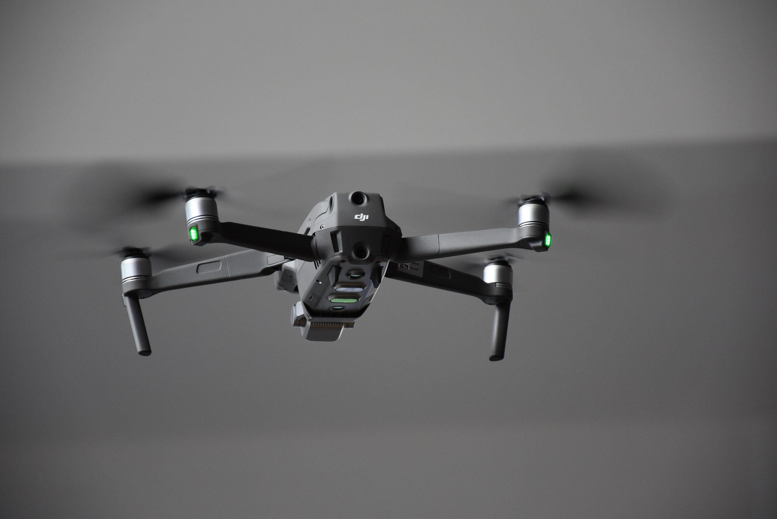 Eine professionelle Video und Bild-Drohne von TBT-Design